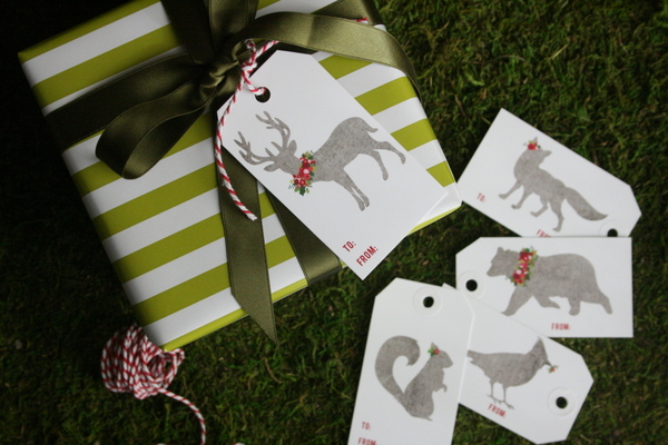 woodland-tags-free-download