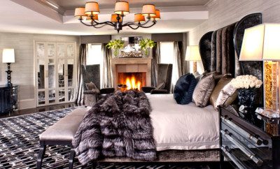 Elements of a Cozy Winter Room - startwithfourwalls.com