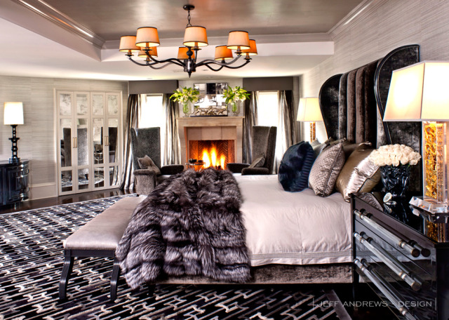 Elements Of A Cozy Winter Room Start With Four Walls