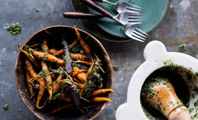 Carrots: startwithfourwalls.com