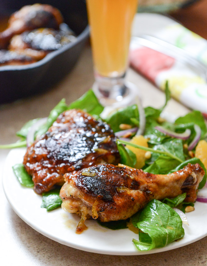beer-glazed-orange-chicken-I-howsweeteats.com-4