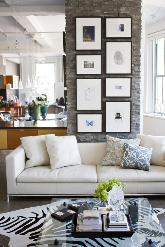 How to brighten dark rooms start with four walls for How to brighten a room