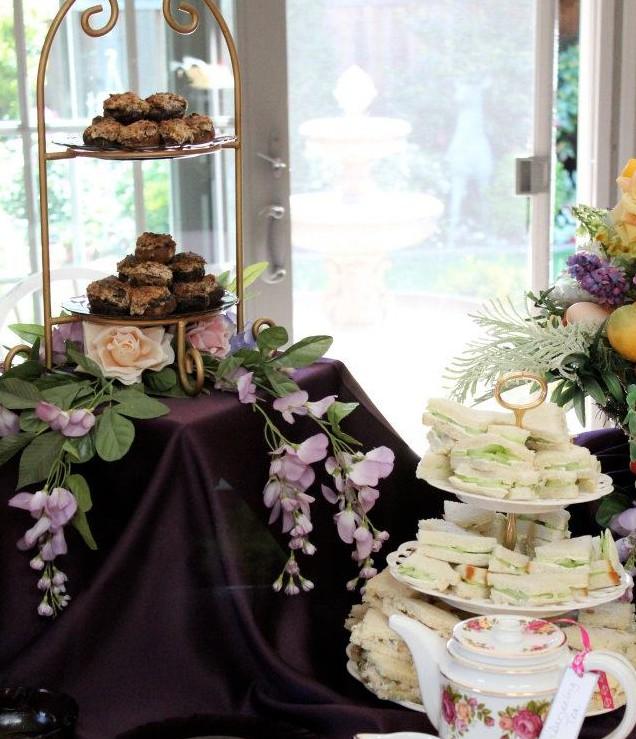 Lovely bridal shower decorations startwithfourwalls.com