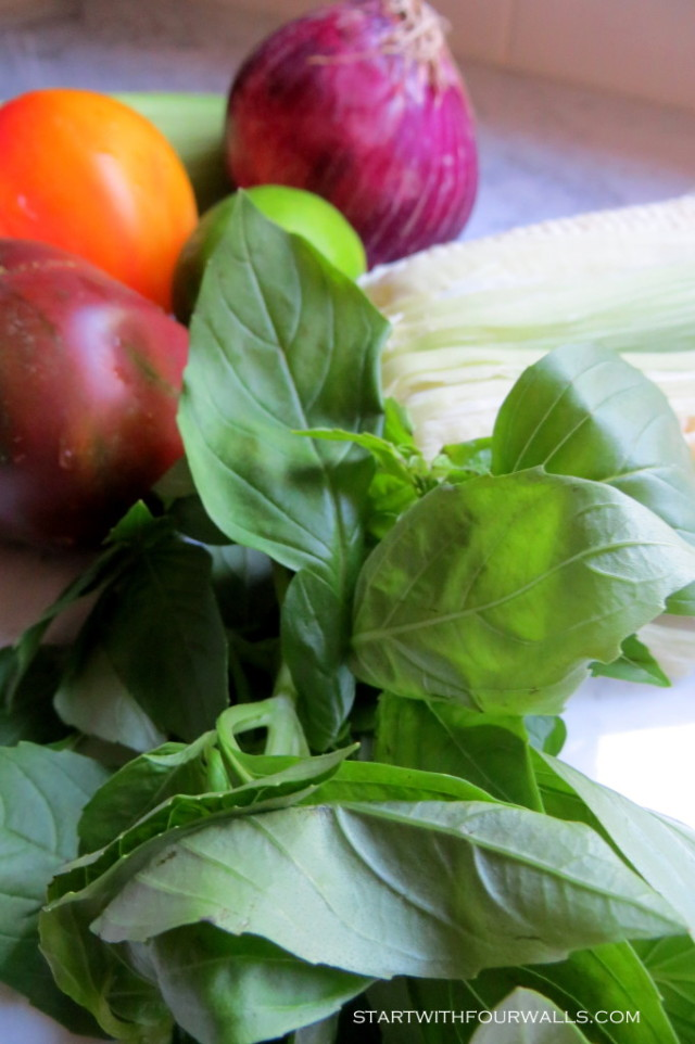 raw corn salad startwithfourwalls.com