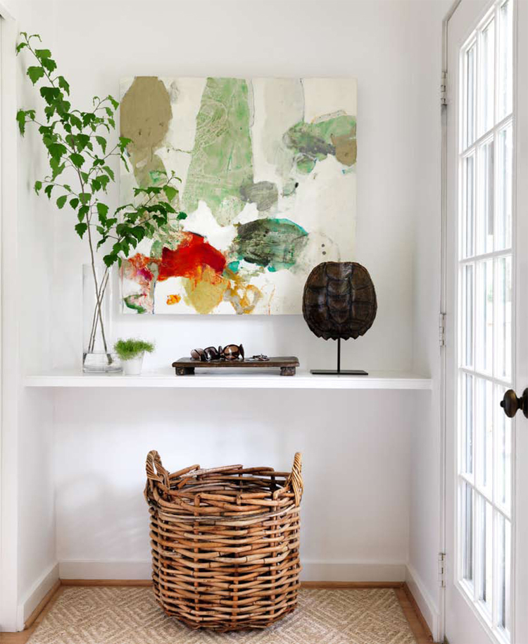 small entryway inspiration start with four walls