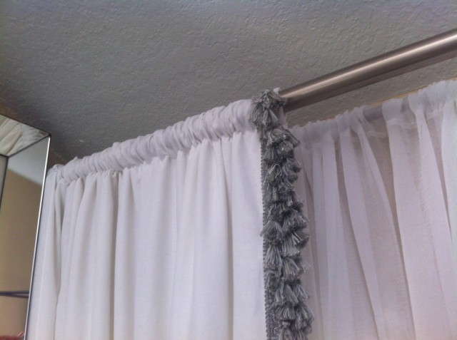 DIY curtain dilemma startwithfourwalls.com