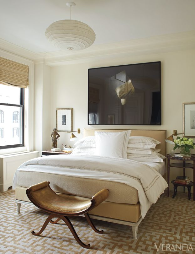Modern Master Bedroom Inspiration - Start With Four Walls
