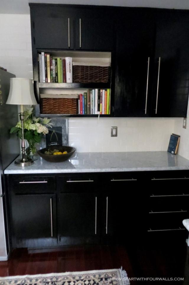 The Kitchen: After startwithfourwalls.com