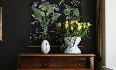 Trending: Botanical Charts startwithfourwalls.com