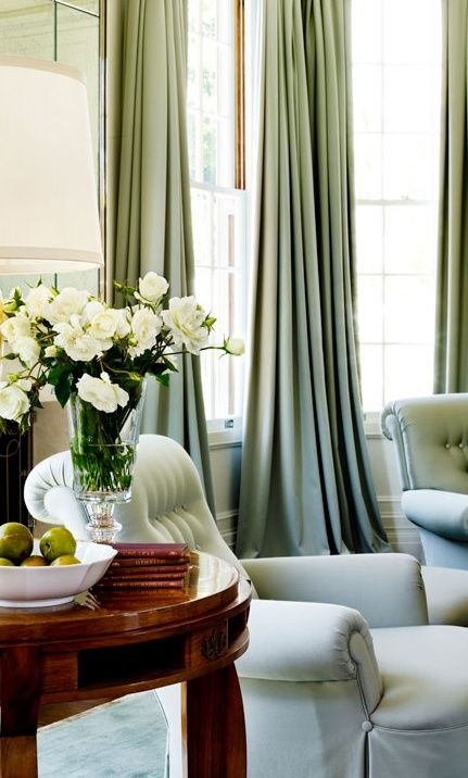 Ombre Curtain Trend startwithfourwalls.com